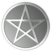 silver-pentagram