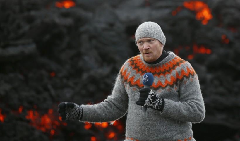 One töff Icelander.